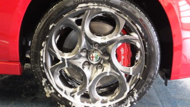 Wheel Masterclass – Achieve Alloy Wheel Perfection