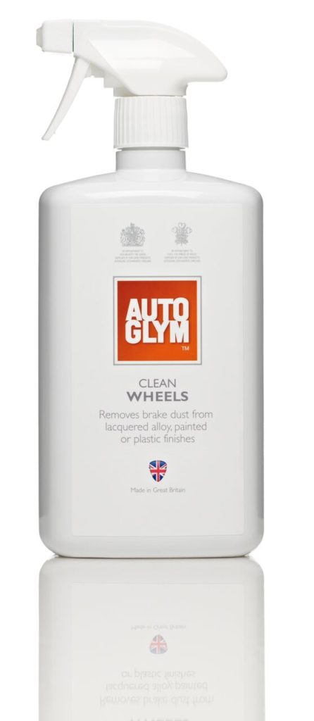 Clean Wheels is the result of an in depth, long winded development programme, meaning that it's safe to use on most types of alloy wheel found today
