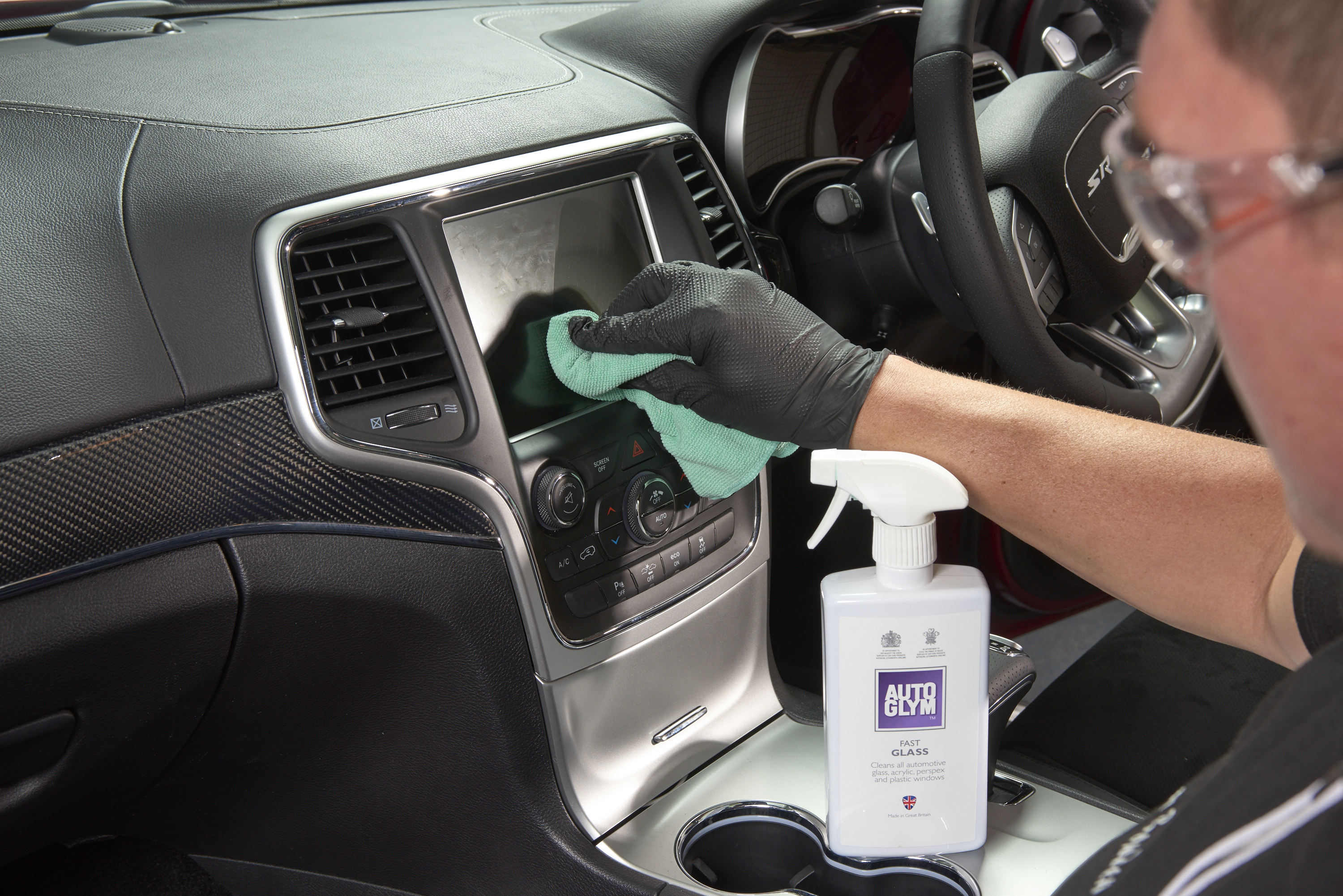 seat upholstery interior shampoo car steam a cleaning