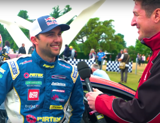 We chat to Andrew Jordan at Goodwood Fos 2016