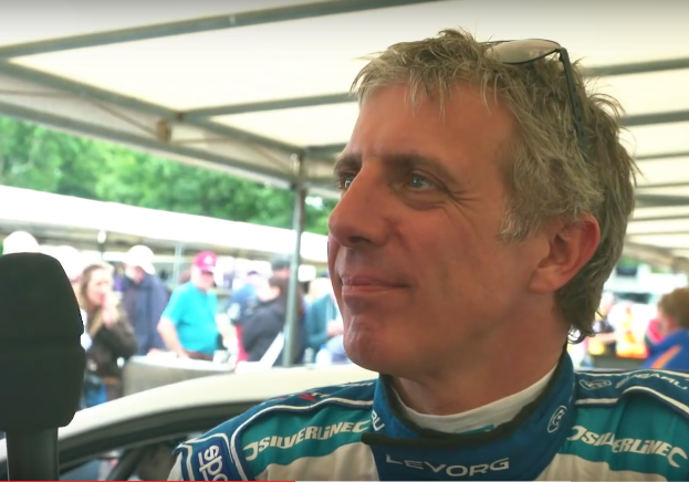 We chat to Jason Plato at Goodwood FoS 2016