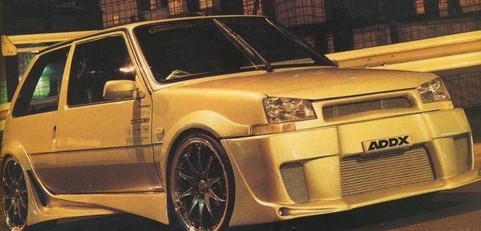 Plastic Fantastic A Look Back At The Max Power Modified Car Era