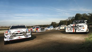 Group B Rallying's Greatest Cars
