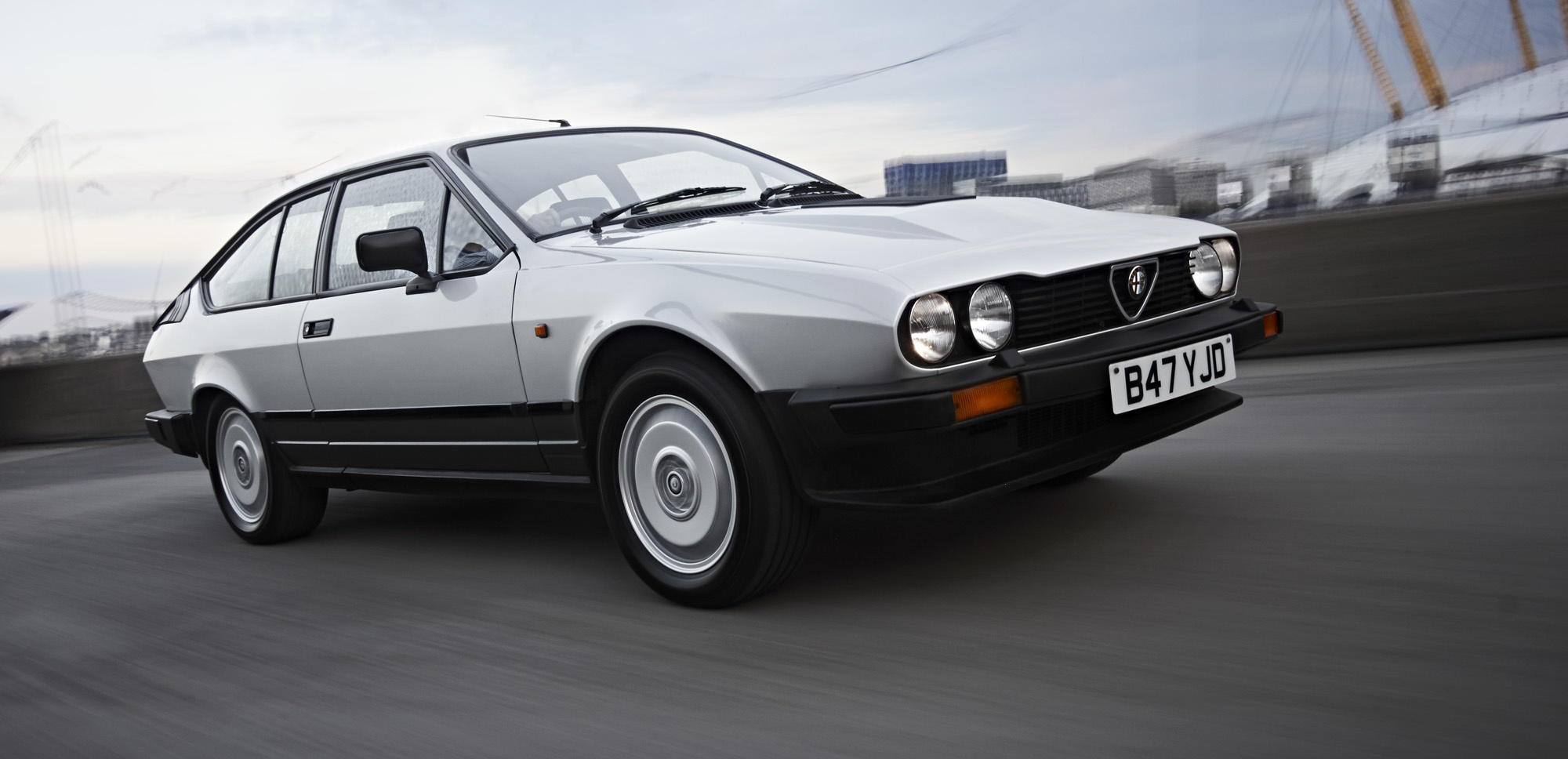 A fine road car, the Alfa Romeo GTV6 became an amazingly potent race and rally weapon
