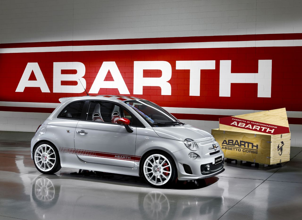 The Abarth Esseesse proves that Italy is still top of the class when it comes to tiny hot hatch building