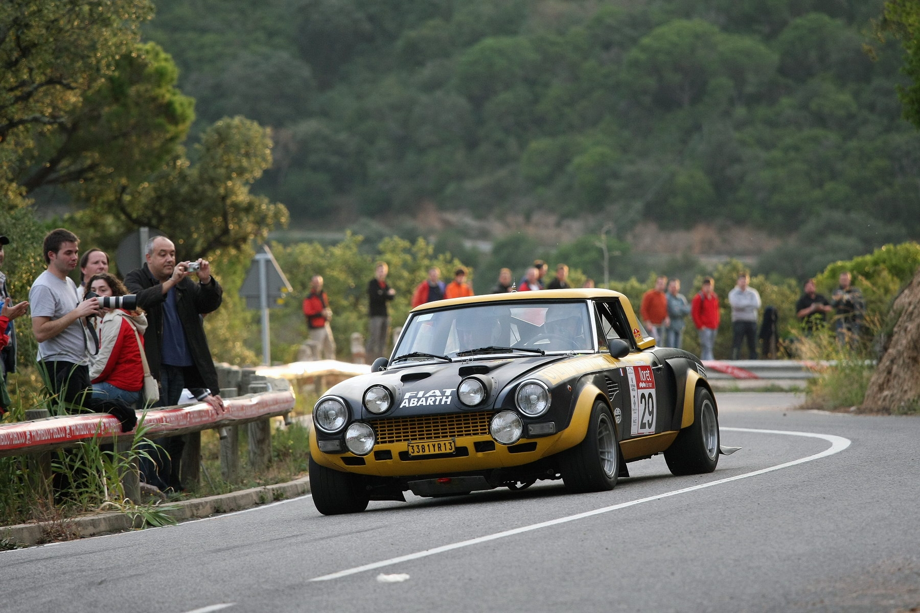 The 124 Rallye was a potent rally car in its own right, yet ultimately struggled against the Alpine A110