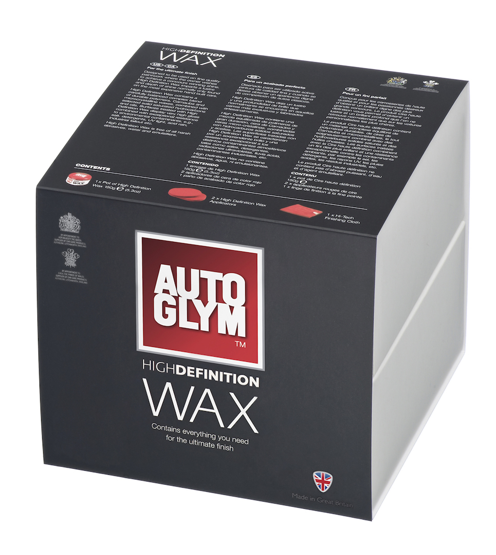 HD Wax isn't merely effective, it makes the perfect Christmas gift as it comes in a stunning display package