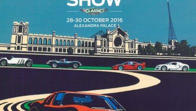 Classic & Sports Car London Show '16 Report