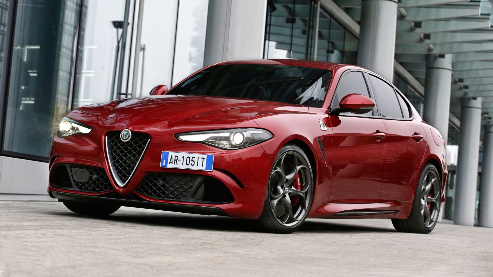 Alfa Romeo has a huge amount riding on the Giulia Cloverleaf, and it's supposed to be very good