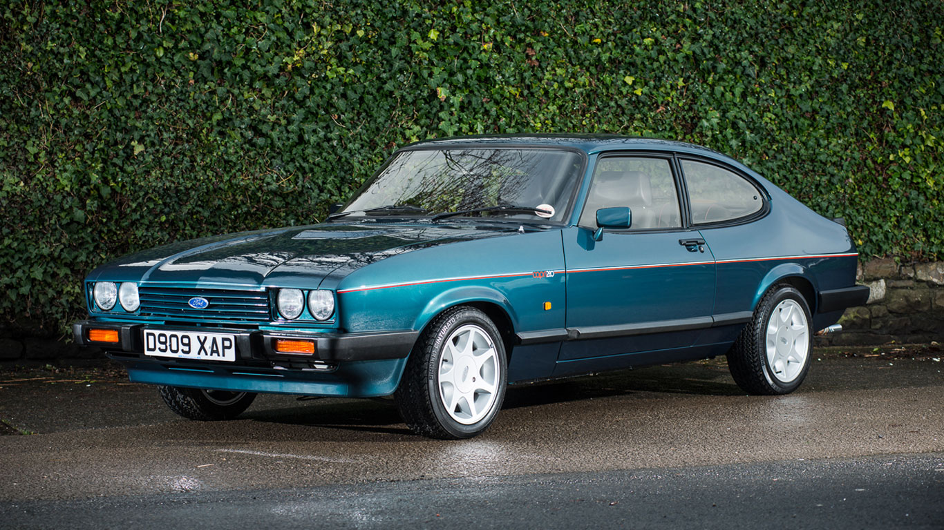 The Capri was a bit of a dinosaur by the time it was launched, but the 280 Brooklands has still gone down as one of the best European Fords ever sold