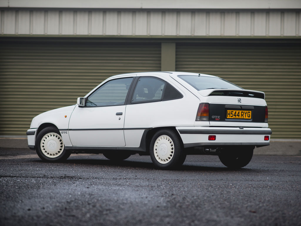 The GTE 'valver' was one of the best hot hatches of the late '80s