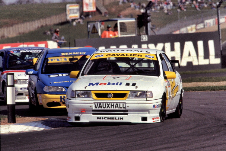 1995 was the Vauxhall Cavalier's fifth and final season in the BTCC, so it's eventual victory really was a fitting send off