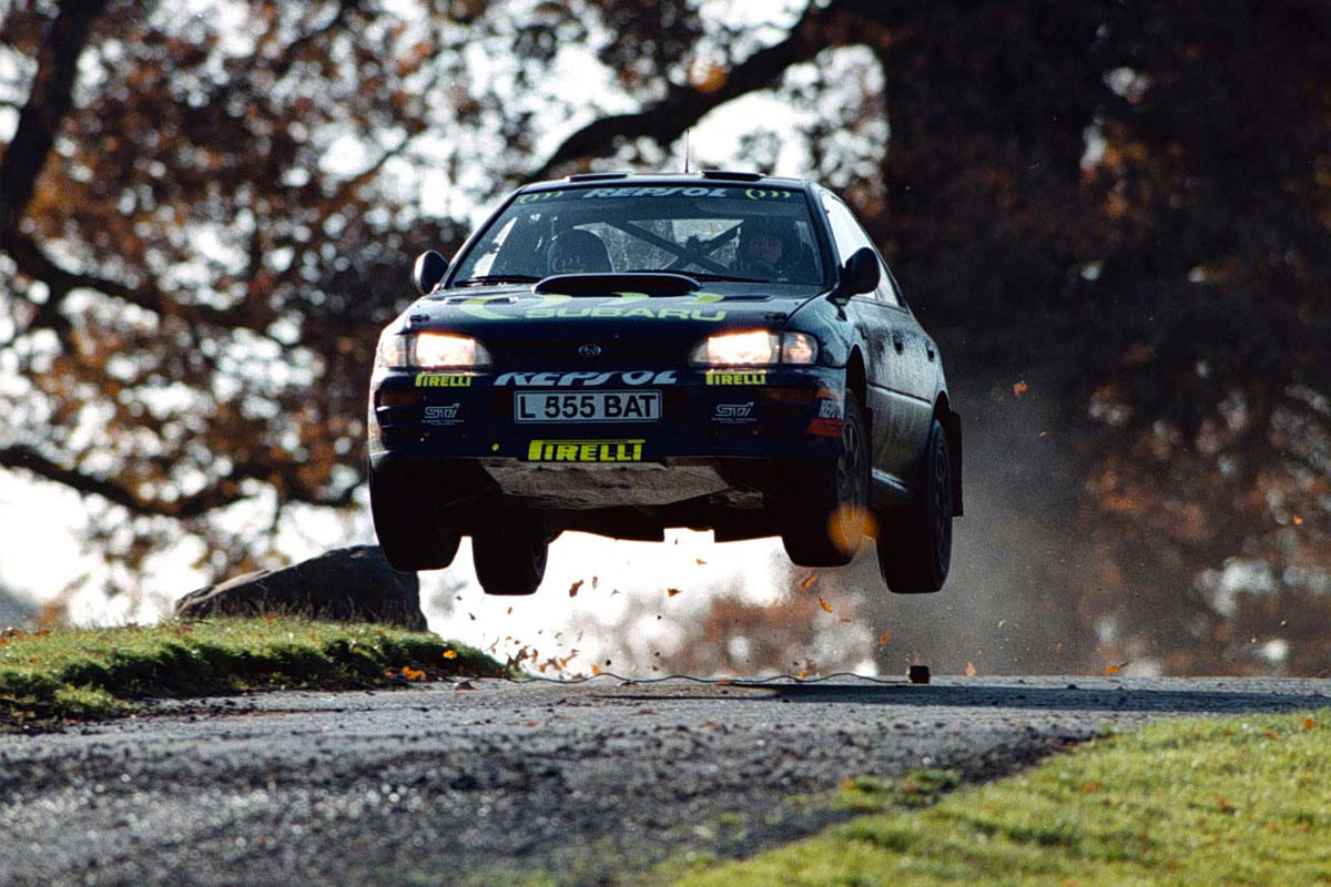 1995 was among the greatest of the WRC's many seasons, certainly as far as Subaru and British rally fans were concerned