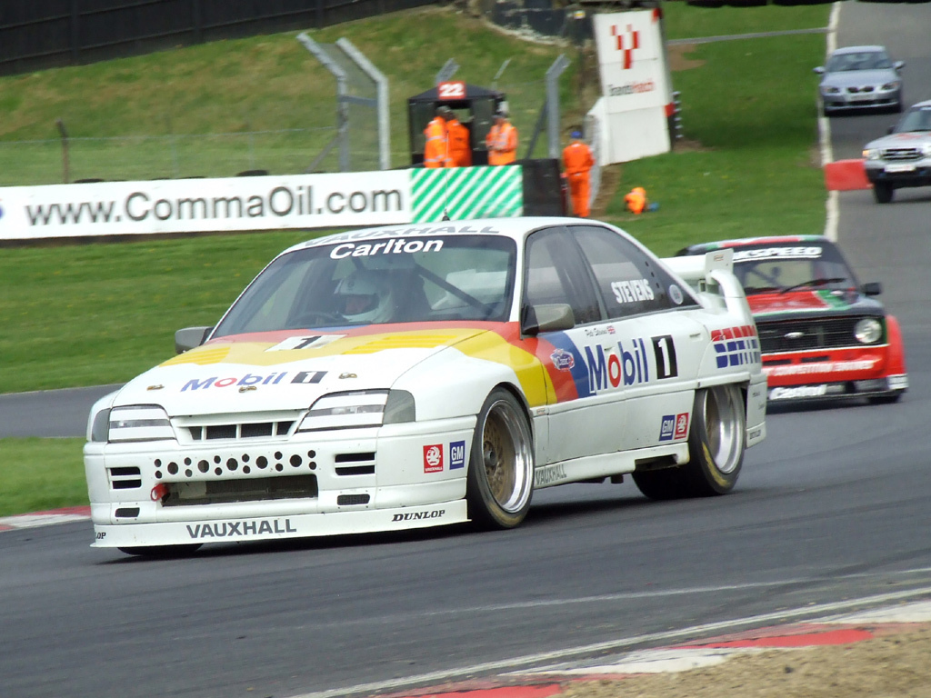 The Carlton TS6000 was the Thundersaloon to beat in 1988