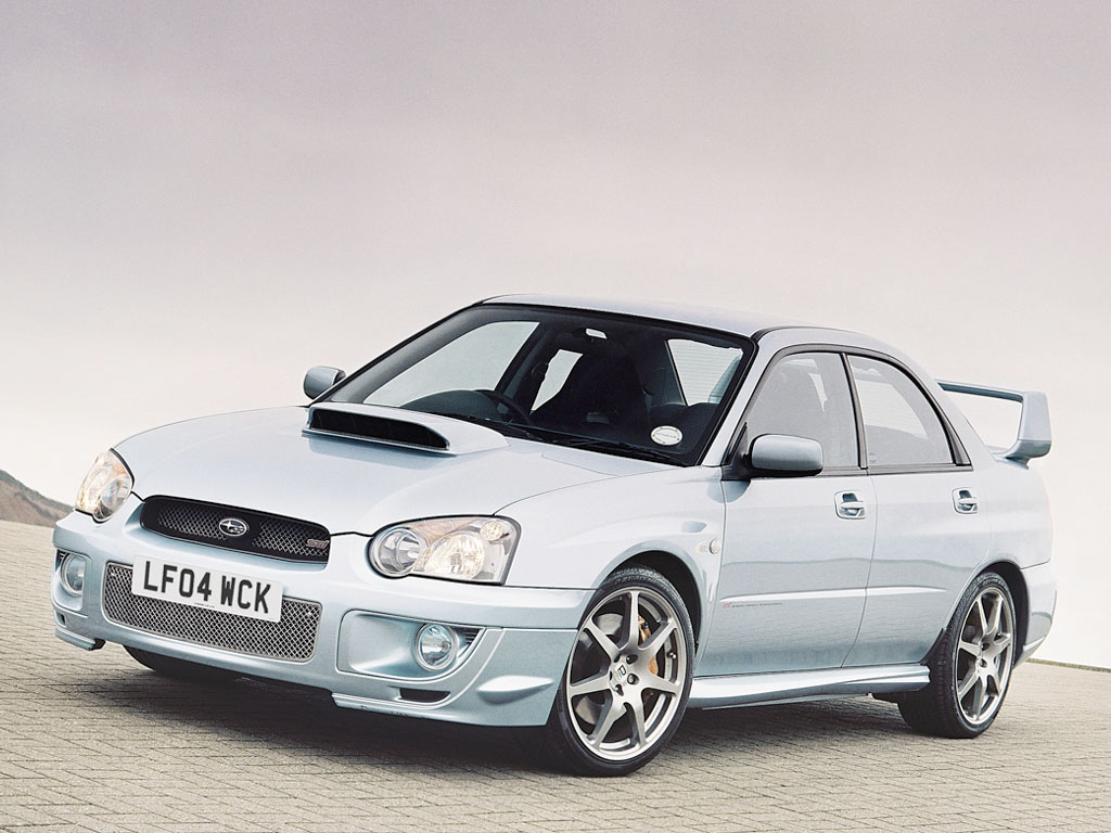 The new age Impreza produced some of the best Subaru special editions of all