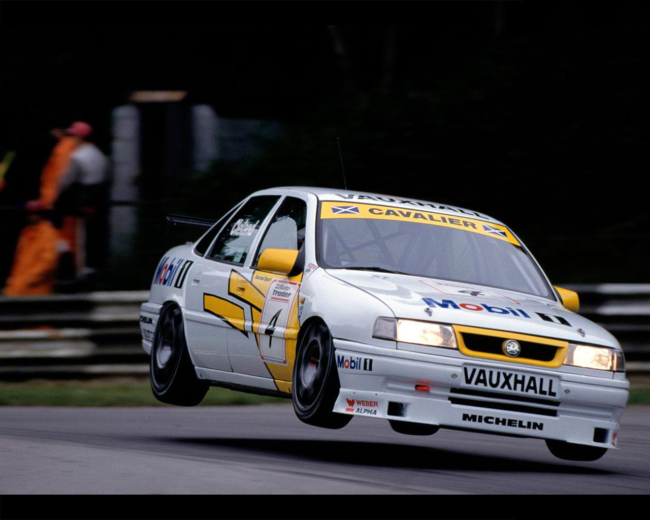 The 15 Greatest Vauxhall Road And Race Cars