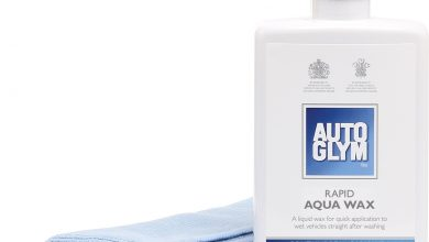 Rapid Aqua Wax – An Appreciation
