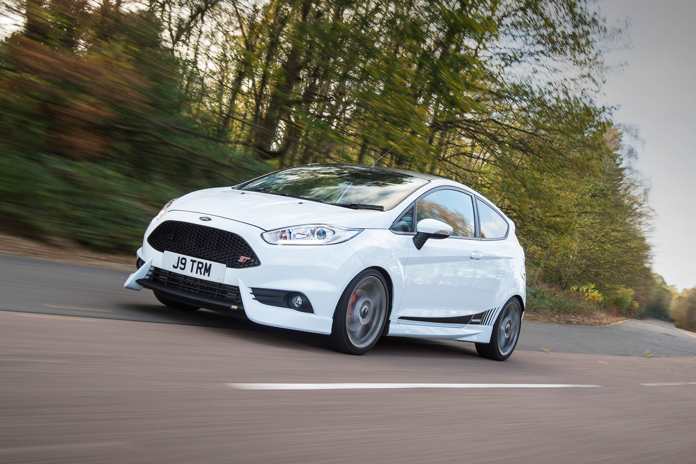 The Fiesta ST proves that Ford still knows exactly what makes a stunning hot hatch