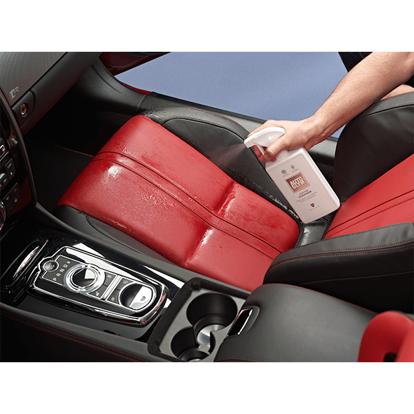 Leather Clean & Protect Complete Kit contains everything required to bring tired and tattered leather interiors back to life