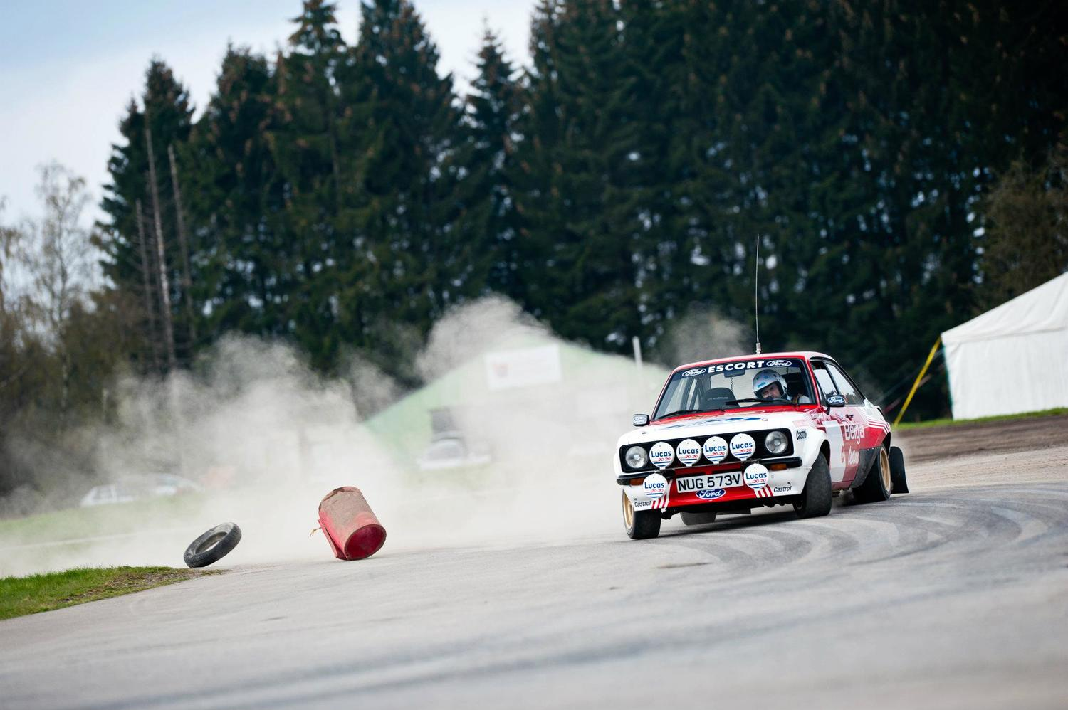 For many an RS1800 going sideways at a seemingly impossible angle is the defining image of mid '70s rallying