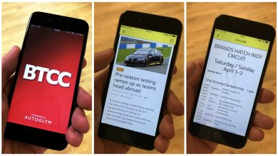 Autoglym Unveils All New British Touring Car Championship App In Time For 2017 Season