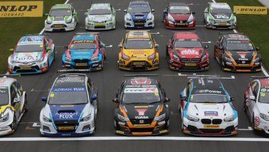 British Touring Car Championship 2017