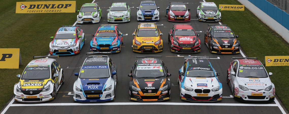 British Touring Car Championship 2017