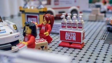 Autoglym LEGO Set Released