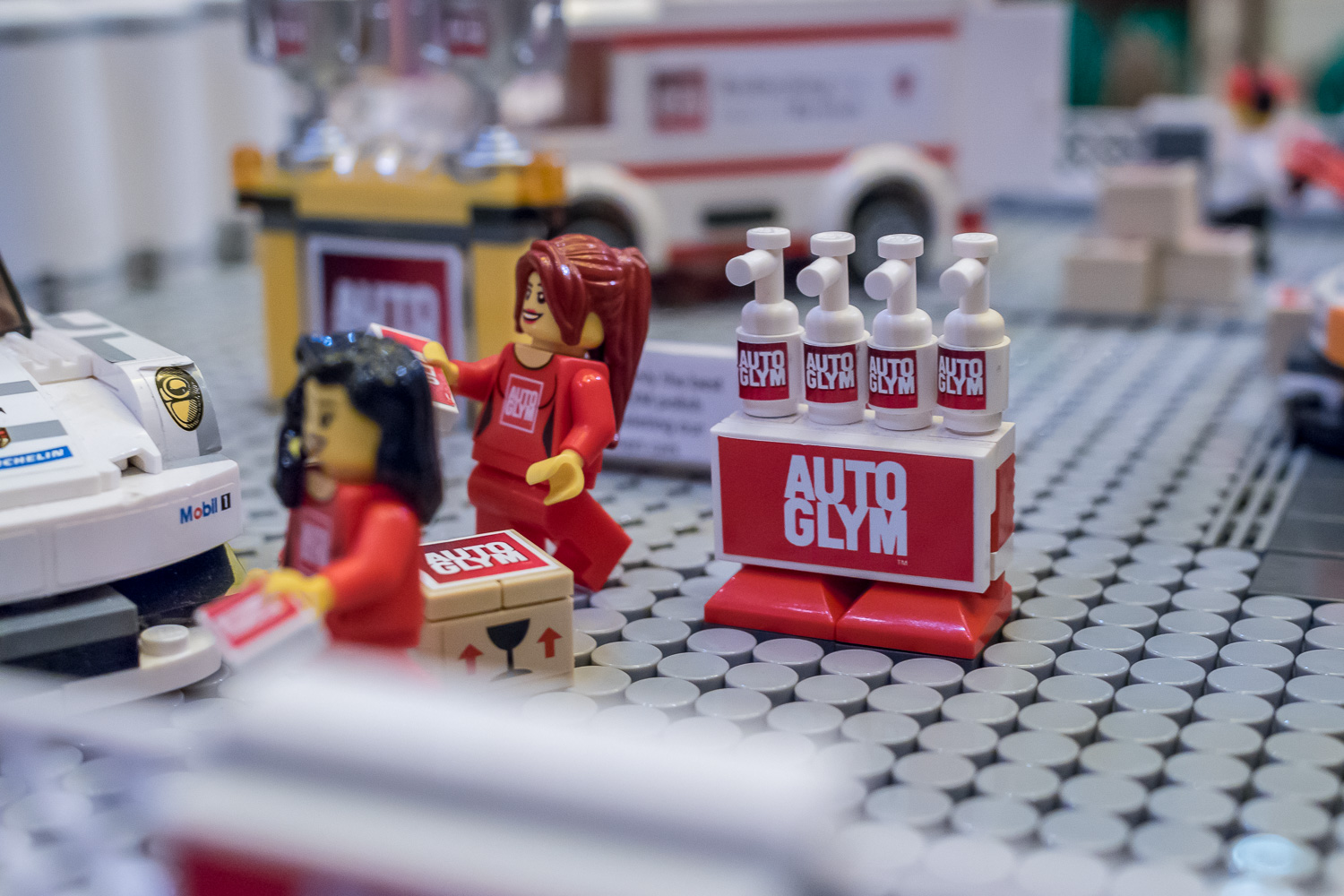 Autoglym LEGO Set Released