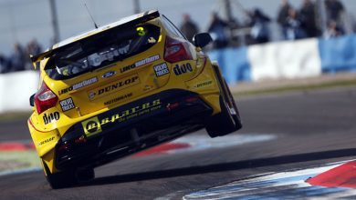 Sponsor News: Donington woes for Team Shredded Wheat Racing with DUO