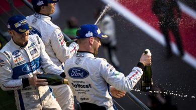 Sponsor News: Ford Chip Ganassi Racing takes podium finish at Spa