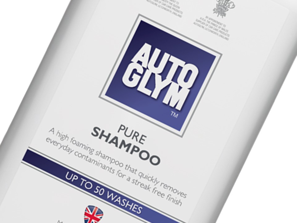 Say Hello To Pure Shampoo