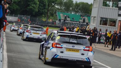 Sponsor News: Double Podium For Adrian Flux Subaru Racing At Oulton Park