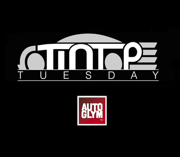 Autoglym Tin Top Tuesday Returns
