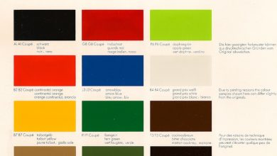 The 15 Most Iconic Car Colours