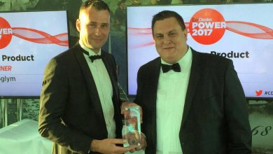 Autoglym win Cleaning Products of The Year at the Car Dealer Power Awards