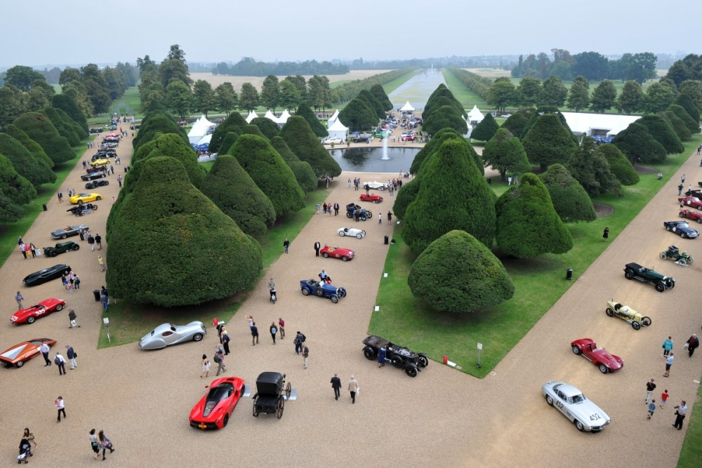 Autoglym Gears Up For 6th Year As Official Car Care Partner Of Concours Of Elegance