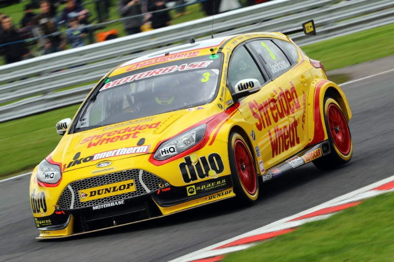 Sponsor News: Trio of top tens for Team Shredded Wheat Racing
