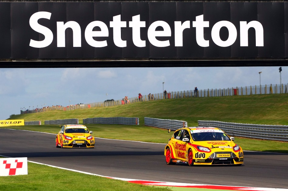 Sponsor News: Team Shredded Wheat Racing extends Independent lead at Snetterton