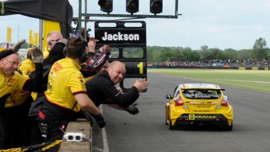 Sponsor News: Victory for Team Shredded Wheat Racing at Croft