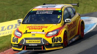 Sponsor News: Team Shredded Wheat Racing with DUO battles back into the points at Knockhill