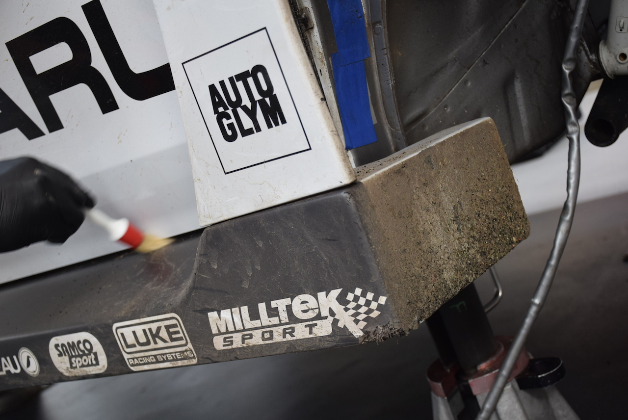 It's All In The Detail' – Cleaning Team BMR's Championship Winning Levorg
