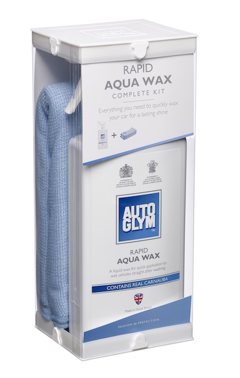 How Often Should You Wax Your Car >> Rapid Aqua Wax – An Appreciation – Autoglym