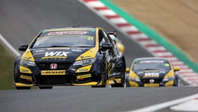 Park Life – BTCC Pitches Up At Donington Park