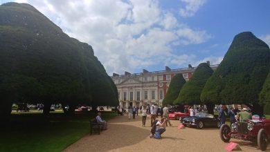 Autoglym at Hampton Court Concours of Elegance