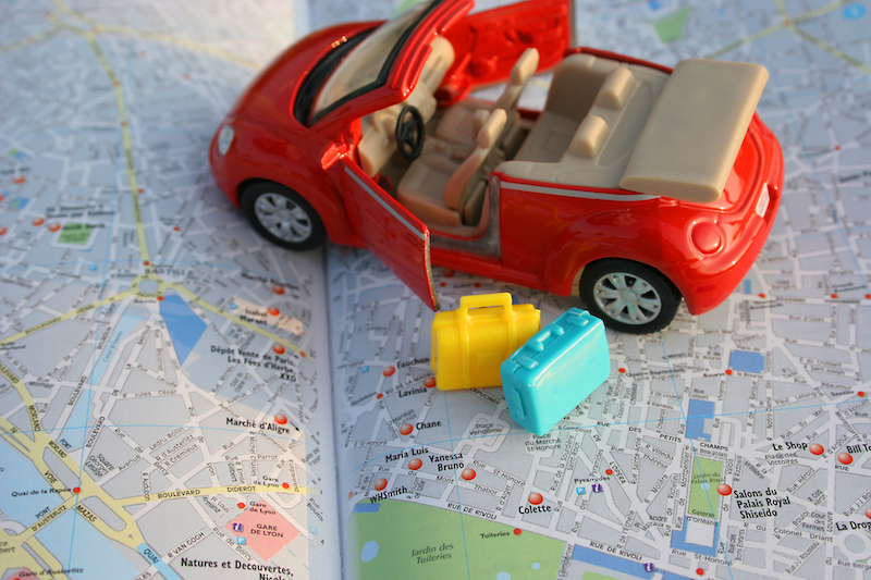 Travel Tips For Road Tripping Around Europe