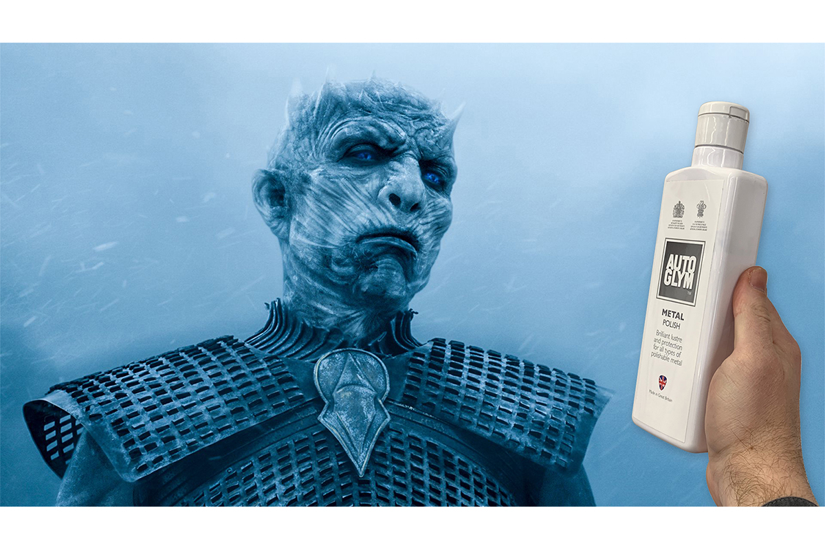 How To Clean Your Iron Throne