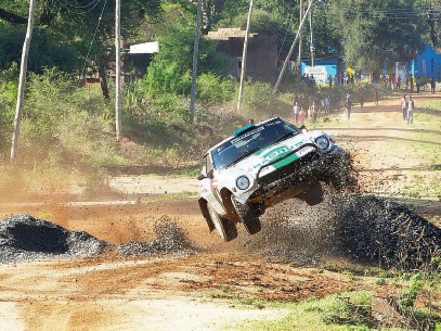 Top Five Global Rally Stages