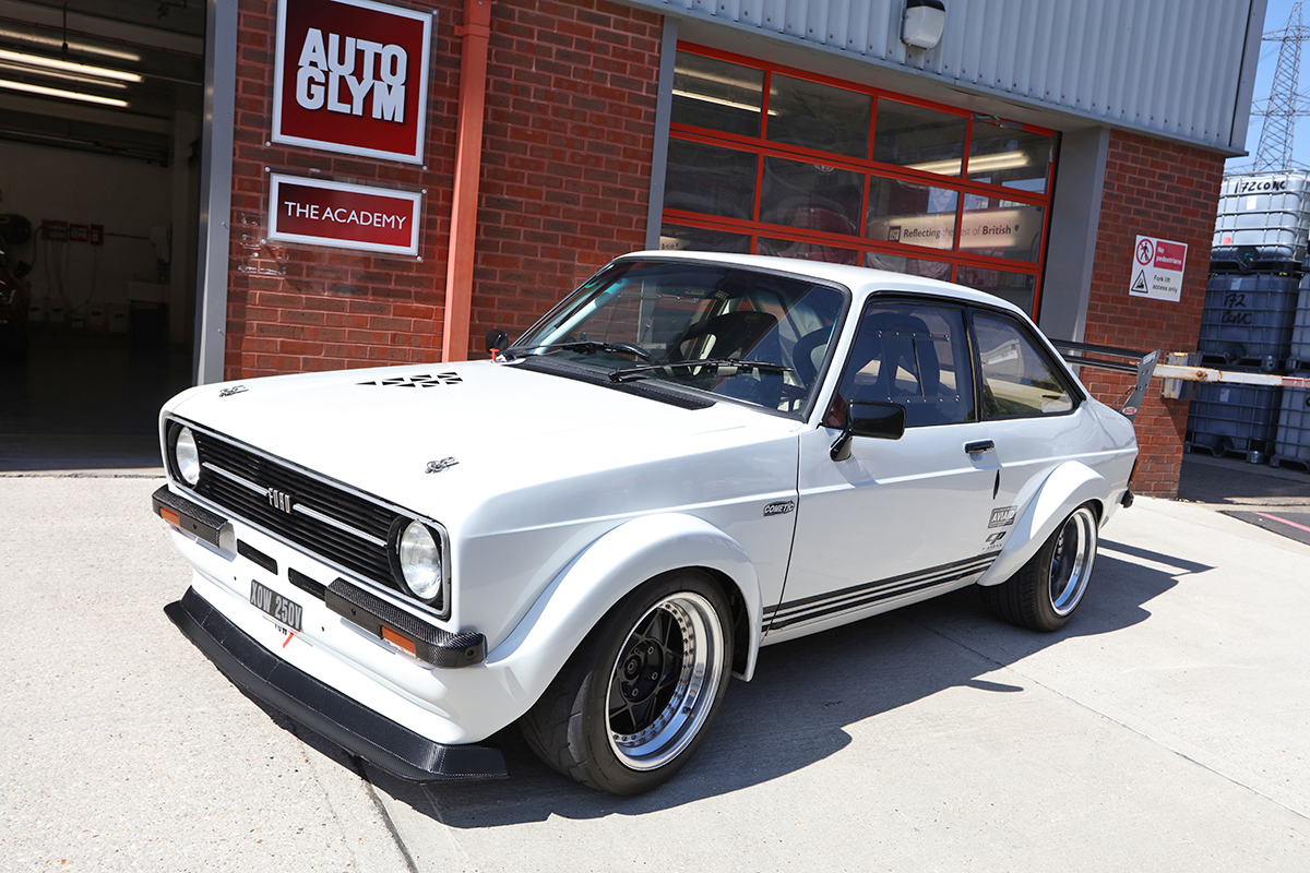 540hp Mk2 Escort Big Clean