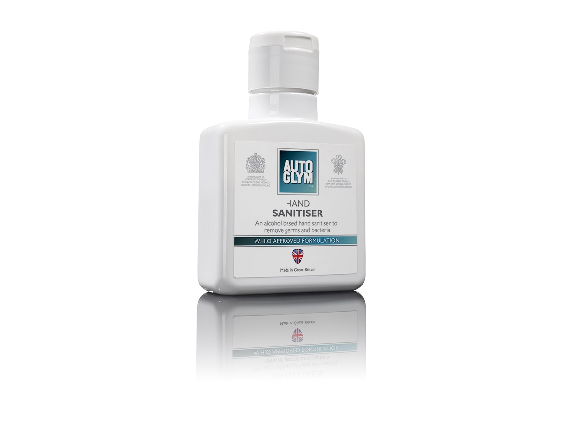 This is Handy – Our new 100ml Hand Sanitiser